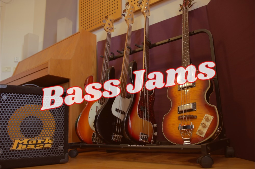 bass guitars
