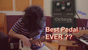 boss octave oc-2 bass