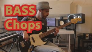 gospel bass chops