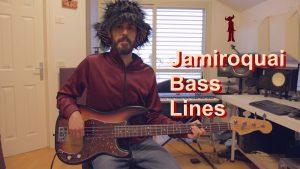 jamiroquai bass lines