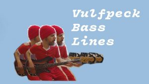 vulfpeck basslines bass cover