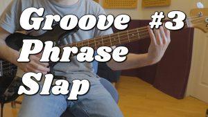 bass lesson - bass groove slap solo